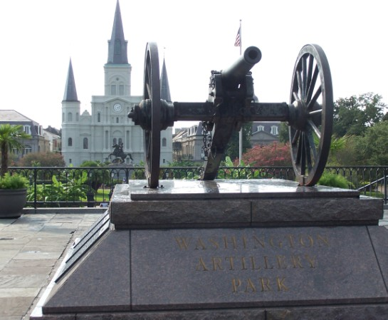 New Orleans Washington Artillary Memorial